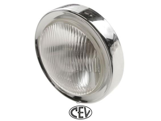 Lampenkopf CEV 105 (grosser Rand)