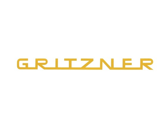 Gritzner Aufkleber Sachs Tank (100x9 mm)