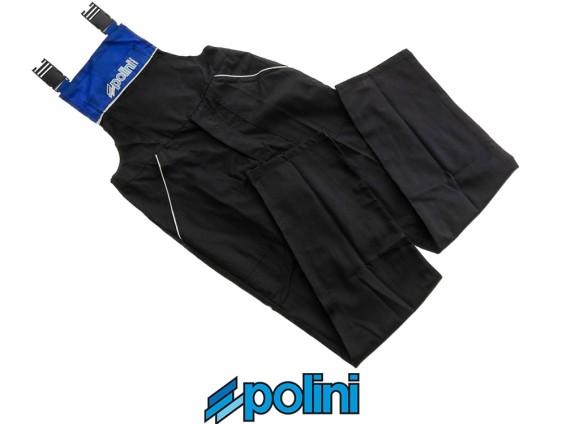 Latzhose Polini blau Grösse M - XL