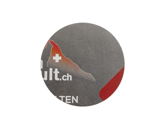 Einsatzscheibe Rennluftfilter Sachs 50/2