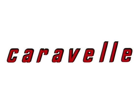 """caravelle"" Aufkleber (23x130 mm)"