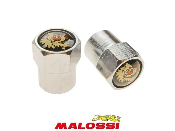 Ventilkappen Alu Malossi