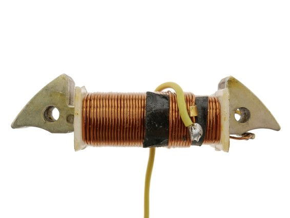 Lichtspule 6V mit Kabel universal