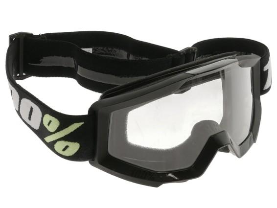 MX-Brille Junior schwarz