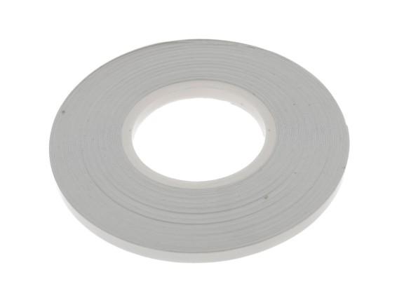 Zierlinie weiss 3 mm (10m)