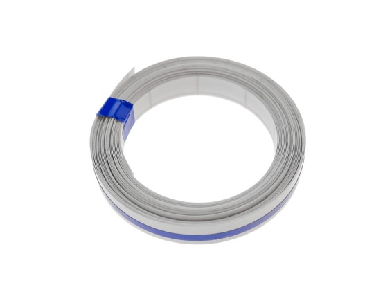 Zierlinie blau 2 mm