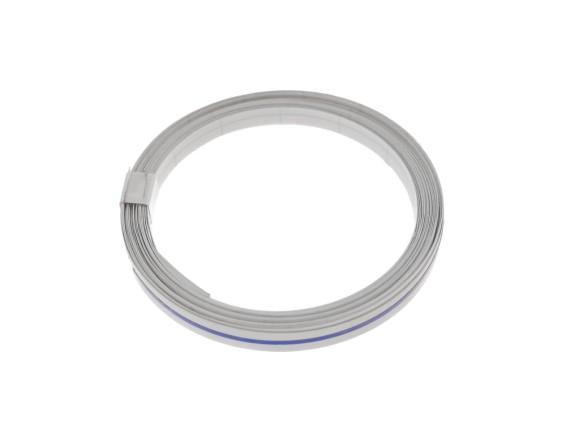 Zierlinie blau 1 mm