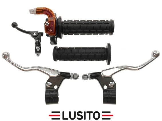 Griffset Lusito schwarz