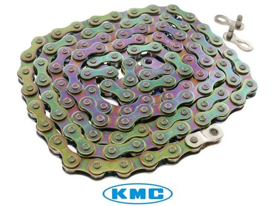 KMC Tretkette Flip Flop universal