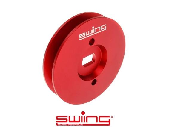 swiing Pully Ø70 mm CNC Piaggio Mono