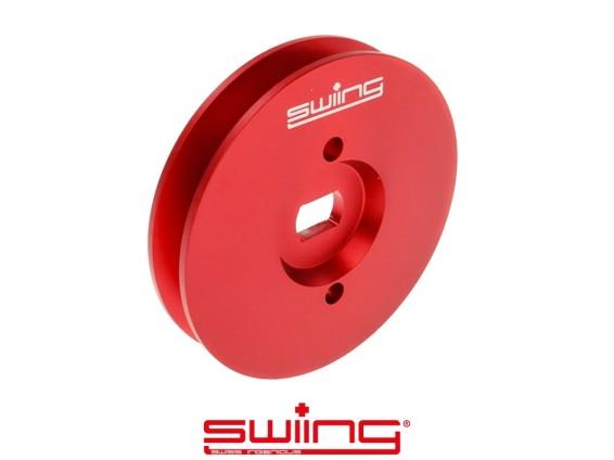 swiing Pully Ø75 mm CNC Piaggio Mono