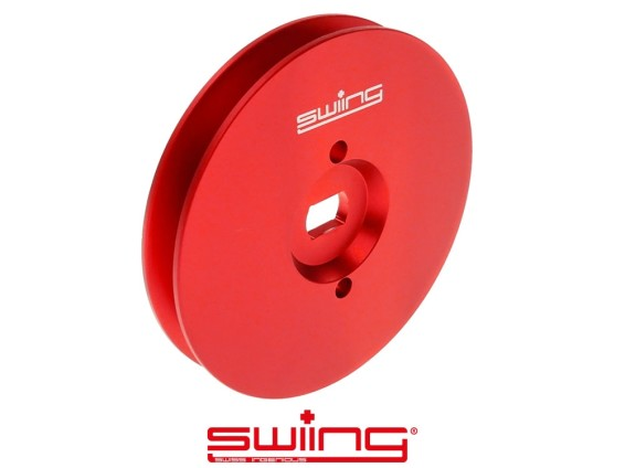 swiing Pully Ø90 mm CNC Piaggio Mono