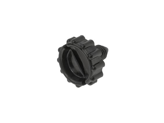 Schraube Seitenschutz Kreidler Flory Kunststoff schwarz
