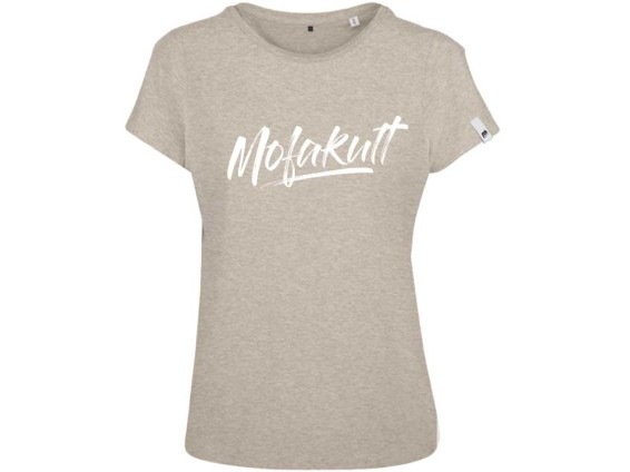 Mofakultwear Shirt Sand Woman (S-XL)