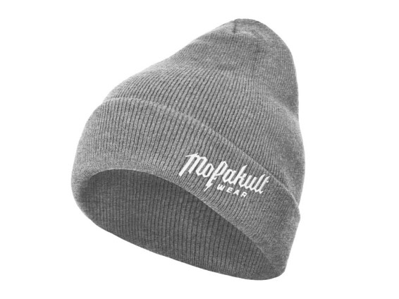 Mofakultwear Beanie Winter Grey