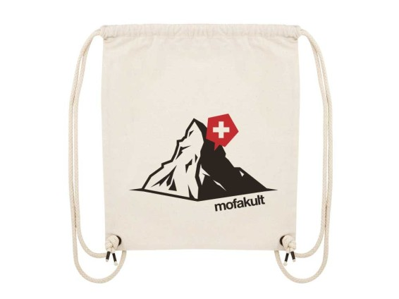 Badi Bag Matterhorn White