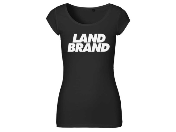 Shirt Land Brand (M-L) Damen