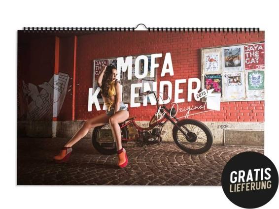 Mofakalender «Original» 2019