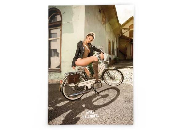 Mofakalender Poster 2019 «Verena»