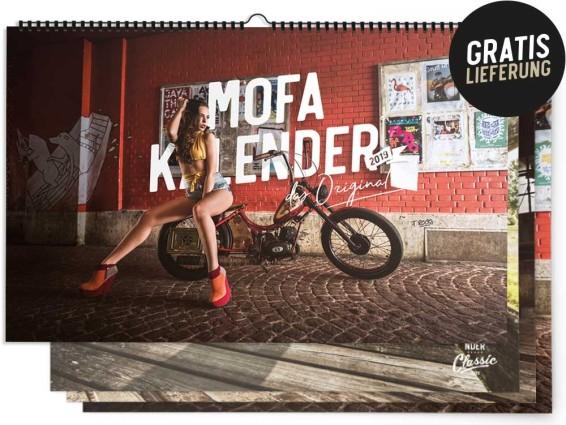 Mofakalender 2019 + 3 Poster