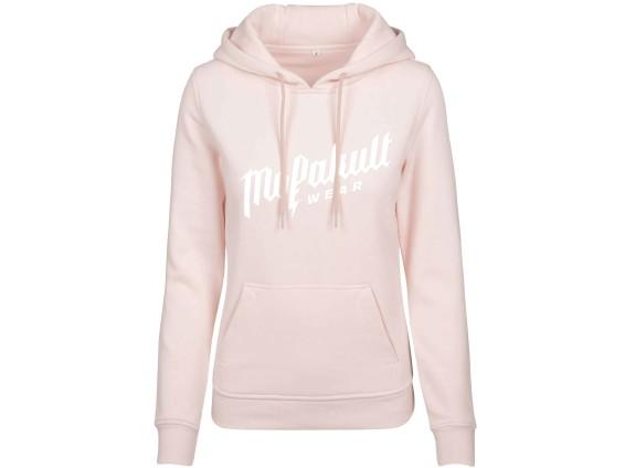 Mofakultwear Hoodie Basic Rosé Woman (S-XXL)
