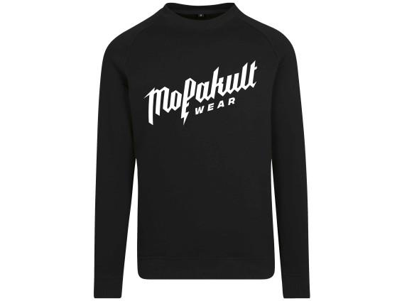 Mofakultwear Sweater Logo Black Man (S - XXXL)