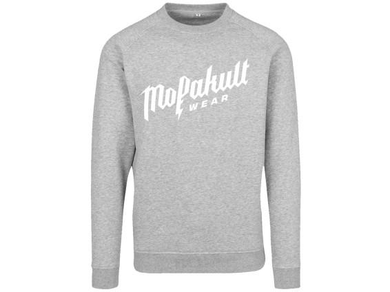 Mofakultwear Sweater Logo Grey Man (S - XXXL)
