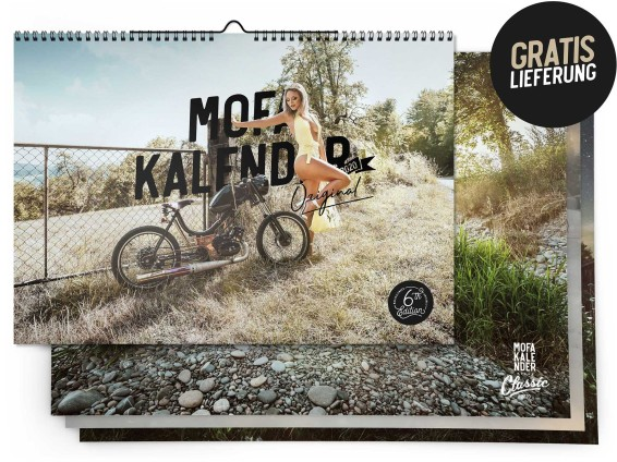 Mofakalender 2020 + 3 Poster