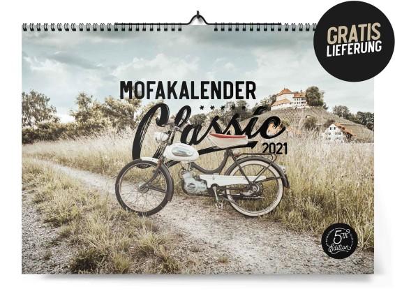 Mofakalender «Classic» 2021