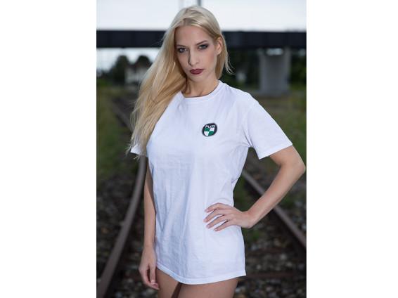 Puch T-Shirt weiss